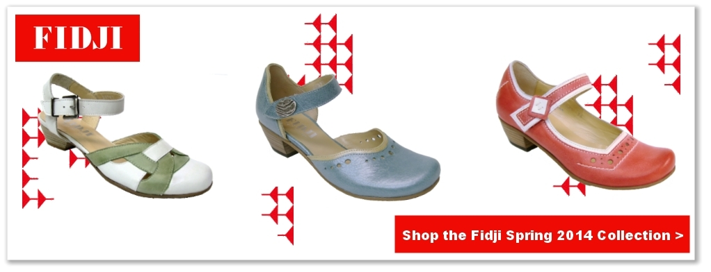 Shop for Fidji Shoes at Saager's Shoe Shop